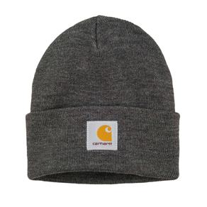 Kulich Carhartt WIP Short Watch Hat - Dark Grey Heather