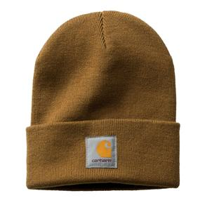 Kulich Carhartt WIP Short Watch Hat - Hamilton Brown
