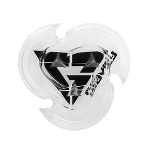 Grip Gravity Icon Mat - Clear