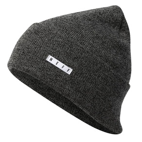 Kulich Neff Lawrence Beanie - Black Heather