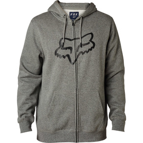 Mikina Fox Legacy Foxhead Fleece Zip - Heather Graphite