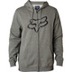 Mikina Fox Legacy Foxhead Fleece Zip - Heather GraphiteLegacy Foxhead zip