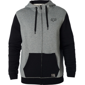 Mikina Fox Win Mod Fleece Zip - Heather Graphite
