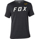 Tričko Fox Grizzled SS Tech - Heather BlackGrizzled SS Tech Tee
