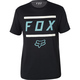 Tričko Fox Listless Airline SS Tee - Black/GreyListless Airline SS Tee - man