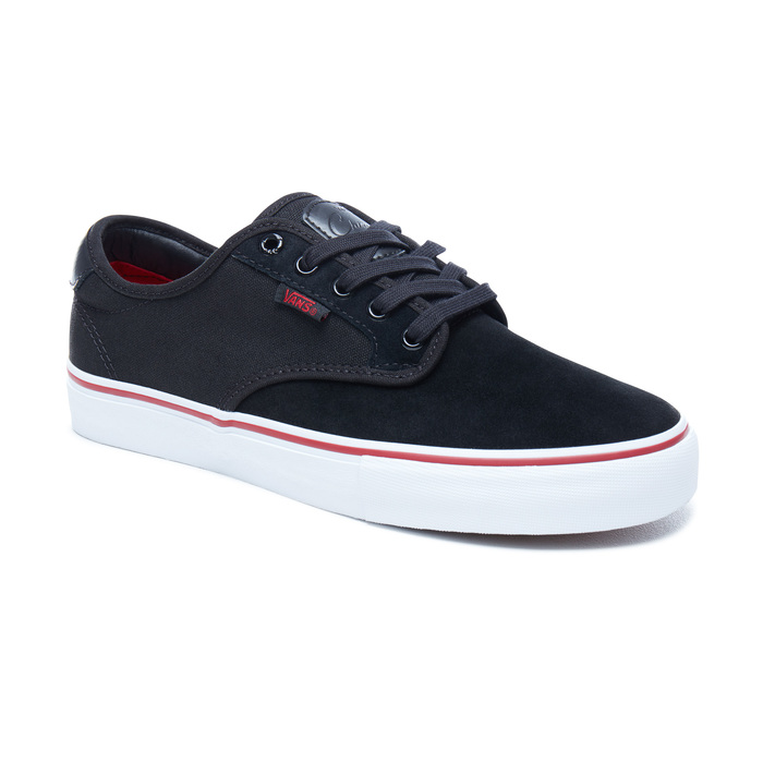 Boty Vans Chima Ferguson Pro - Black/White/Chilli PepperChima Ferguson PR black/white/chili pepper