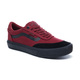 Boty Vans Gilbert Crockett Cabernet/BlackGilbert Crockett Cabernet/black