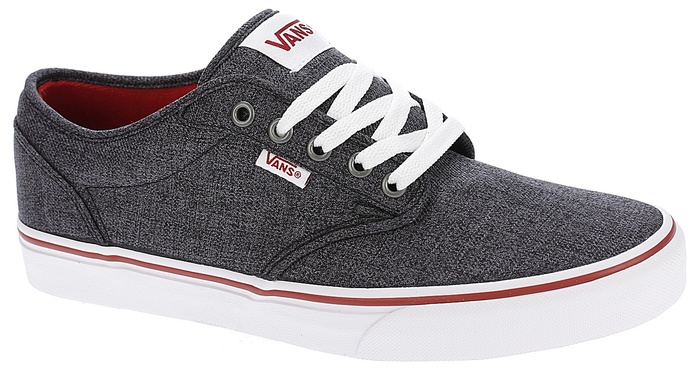 Boty Vans Atwood (S18 Menwear) - Black/RedAtwood Black/Red 1