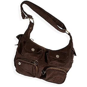 Kabelka Fox Girls Chub Rock Purse - Brown