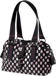 Kabelka Vans Sleepy Puppy Bag - Black/Pink