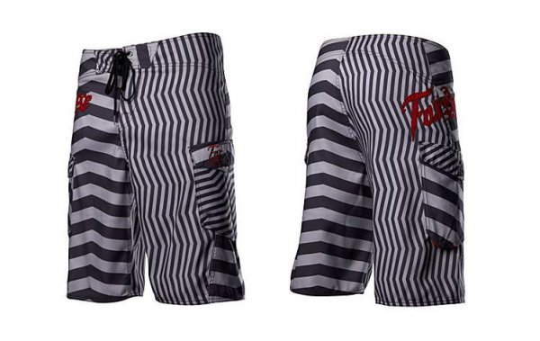 Plavky Fox Berzerker Boardshort - Grey
