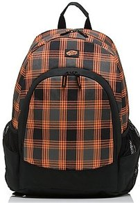 Batoh Vans Van Doren Backpack - Plaid/Orange