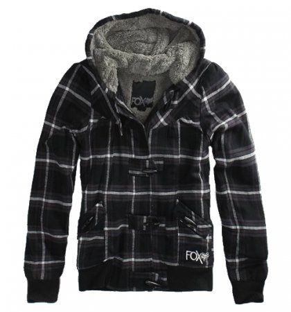 Bunda Fox Girls Cabin Fever Jacket - Black