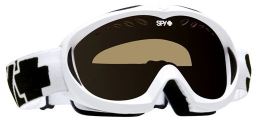 Brýle Spy Targa II - Shiny White/Persimmon/Bronze 1