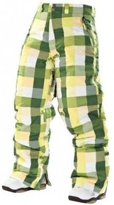 Kalhoty Meatfly Uzi Pants - Stripes LTD - G