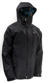 Bunda Nugget Katana Jacket - Black - E