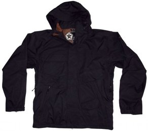 Bunda Sessions Cyclone Jacket - Black