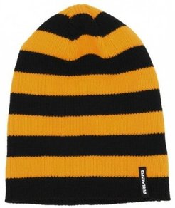 Kulich Gravity Olaf Beanie - Black/Yellow
