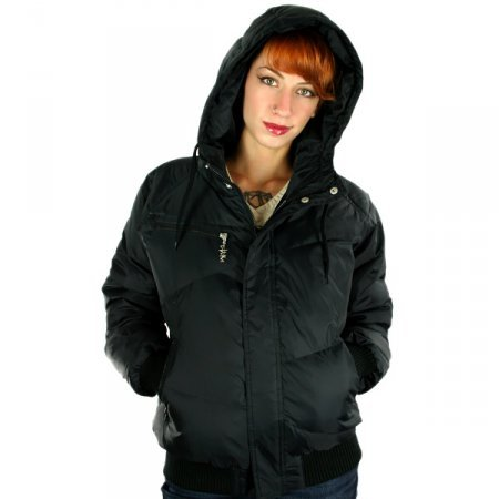 Bunda Nikita Babylon Jacket - Black