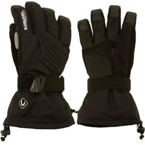 Snowboardové Rukavice Level G-Star XCR Gloves - Black