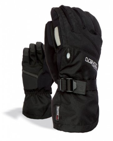 Snowboardové Rukavice Level W Matrix Gloves - Black