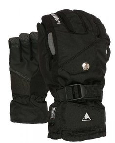 Snowboardové Rukavice Level W Matrix Gloves - Black 1