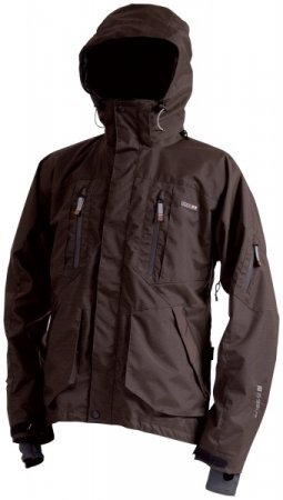 Bunda Mill Expedition Jacket - Black