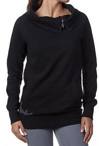 Mikina Vans Kerching Pullover - Onyx