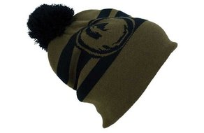 Kulich Dragon Riley Stripe Beanie - Olive