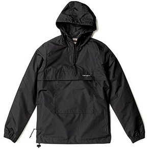 Bunda Carhartt WIP W Windbreaker Pullover Jacket - Black
