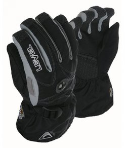 Snowboardové Rukavice Level W Matrix Gloves - Black 2