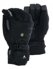 Snowboardové Rukavice Level Matrix Under Gloves - Black