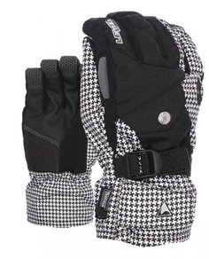 Snowboardové Rukavice Level Matrix Under Gloves - Ninja Black