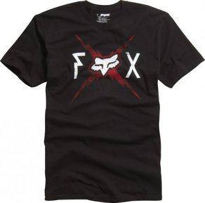 Tričko Fox Big Boltz S/S Tee - Black