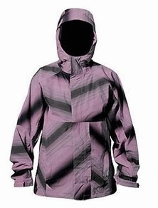 Bunda Vans Marok Jacket - Ice Purple/Dot Fade Print