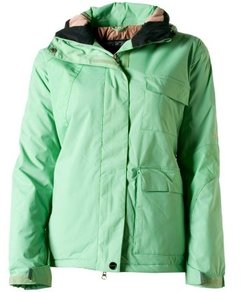 Bunda Sessions Galvez Jacket - Mineral Green