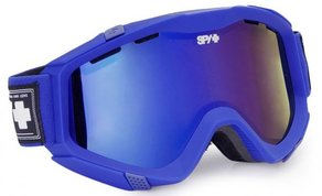 Snowboardové Brýle Spy Zed - Brooklyn Blue - Bronze with Dark Blue Spectra (+ Persimmon Lens)