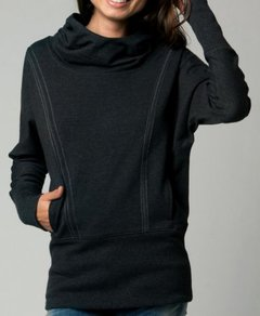 Mikina Fox Girls Prosper Pullover Hoody - Black