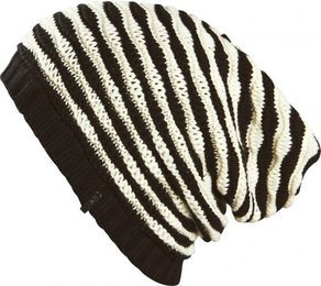 Kulich Fox Girls Shifter Slouch Beanie - Black