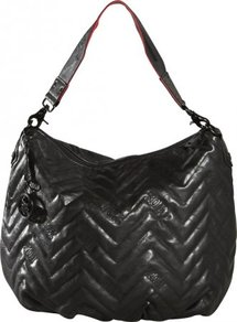 Kabelka Fox Girls Feature Hobo - Black