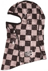 Kukla NXTZ Balaclava - Checker Flag