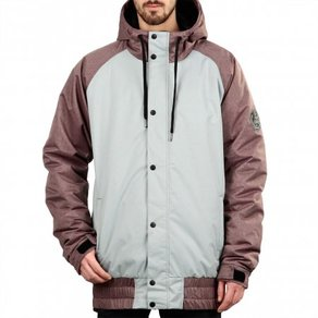 Bunda Funstorm Gad Jacket - Grey