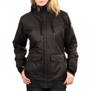 Bunda Funstorm Aplande Jacket Black