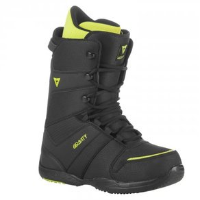 Boty Gravity Manual - Black/Lime