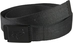 Pásek Fox Mr. Clean Web Belt - Black