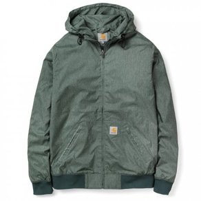 Bunda Carhartt WIP Stone Jacket Nylon - Bottle Green