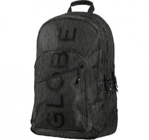 Batoh Globe Jagger Backpack - Black Rain