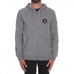 Mikina Volcom Stone Pack Pullover - Heather Grey