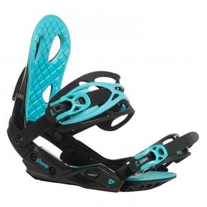 Vázání Gravity G2 Lady - Black/Blue