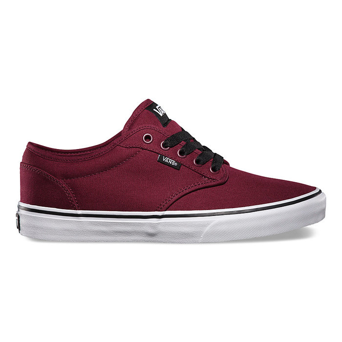 Boty Vans Atwood - Oxblood RedBoty Vans Atwood - Oxblood Red